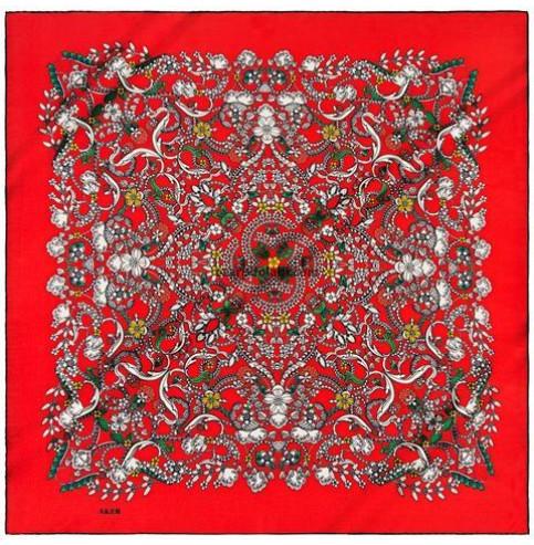 Aker Eşarp 6568-312 sura ipek